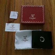 Cartier Wallet With Box Photo