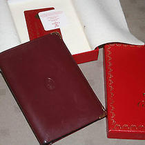 Cartier Wallet With Papers and Box Photo