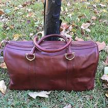 Cartier Watch Mens Boston Travel Bag Photo