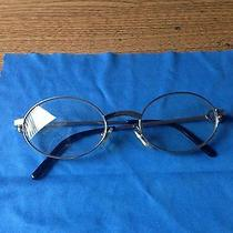 Cartier Wire Frame Glasses Photo