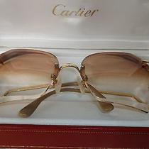 Cartier Womens Sun Glasses Photo
