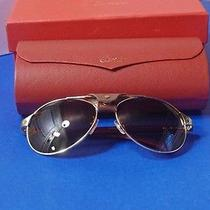 Cartier Wood Aviator Santos Men Photo
