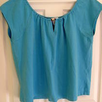 Casual Corner Annex Woman Stretch Aqua Topsize 3x Photo