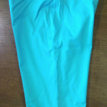 Casual Pants - Light Blue (Aqua) Photo