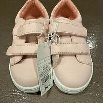 Cat & Jack Connie Blush Pink Sneakers - Toddler Girls Size 11 - New Photo