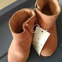 Cat & Jack Girls Size 6 Blush/unity Boots Photo