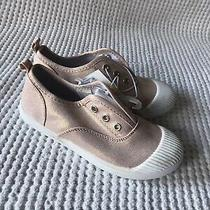 Cat & Jack Toddler Girls Alivia Sneakers Rose Gold/pink Size 12 Photo