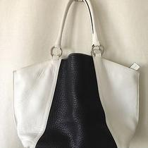 Cats Black and White Hand Bag. Made in Madrid Spain. Photo