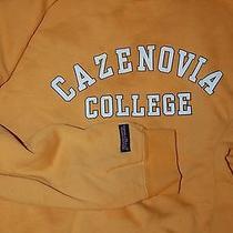 Cazenovia College Gold Sweatshirt Jansport Sz Xxl Photo