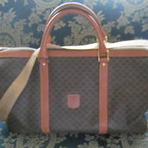 Celine Bag  - Travel Bag - Duffle Bag - With Strap Photo