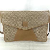 Celine Beige Shoulder Bag Authentic  Photo