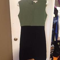 Celine Black & Green Dress Photo