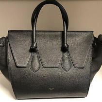 Celine Black Tie Tote Celine Phoebe Philo Leather Knot Bag Photo