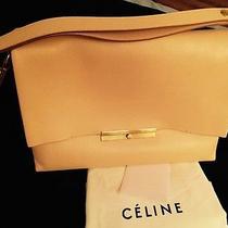 Celine Blade Shoulder Bag in Blush-Price Reduced Photo