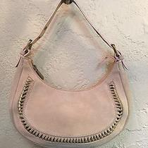 Celine 'Blush' Suede Handbag Photo