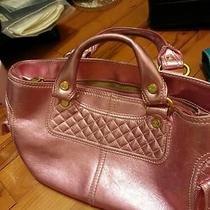 Celine Boogie Bag Metallic Pink Photo