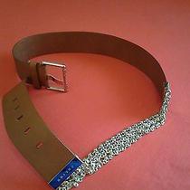 Celine Brown Leather Belt Photo