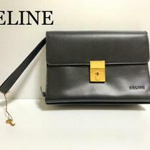 Celine  Celine Celine Clutch Back Second Bag no.19744 Photo