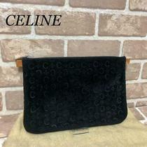 Celine  Celine Celine Clutch Bag Suede Popular no.19536 Photo