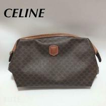 Celine  Celine Old Celine Macadam Clutch Bag Pouch no.19548 Photo