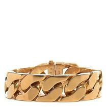 Celine Chain Bracelet Gold Photo