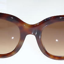 Celine Cl 41755/s Audrey Sunglasses Vmb Havana /100% Authentic/ Made in Italy Photo
