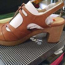 Celine Cognac Heels Photo