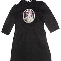 Celine Dress France Baby Doll Little Black Dress Unique Design Vintage Style Photo