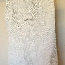 Celine Dress Off White Gorgeous Size 36 Photo