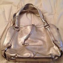 Celine Gold Bag  Photo