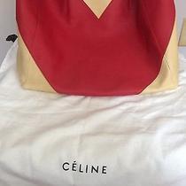 Celine Horizontal Cabas Tote Photo