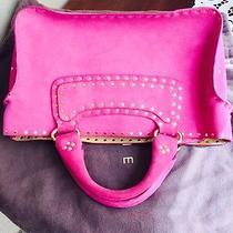 Celine Hot Pink Boogie Bag - Gently Worn Photo