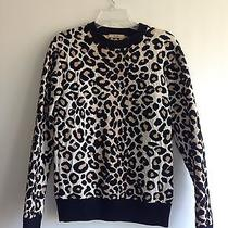 Celine Leopard Print Sweater Photo