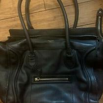 Celine Luggage Tote 100% Authentic Photo