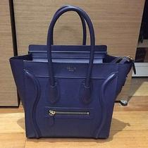 Celine Medium Luggage Photo