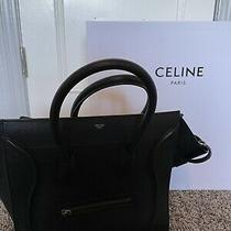 Celine Mini Luggage Handbag  Photo