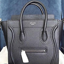 Celine Nano Luggage Bag Photo