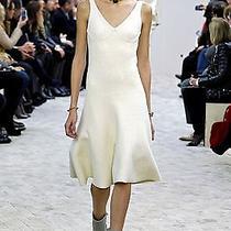Celine Phoebe Philo Fw13 3600 Off White Dress Size M Photo