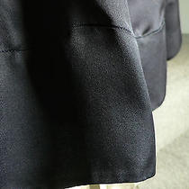 Celine Pure Silk Graphite Grey Skirt French 36 (Uk8) Beautiful Photo