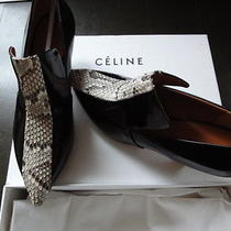 Celine Python Rock Shoes Sz 36.5 Photo