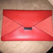 Celine Red Envelope Clutch Photo