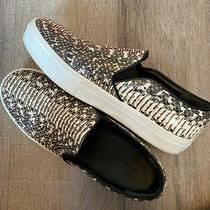 Celine Snakeskin Slip on Sneakers Size 10 in Women's (Size 40) Fits Women's 9.5 Photo