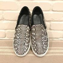 Celine Snakeskin Slip on Sneakers (Size 40) Photo