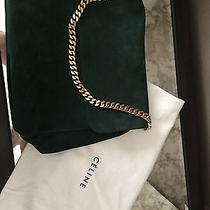 Celine Suede Shoulder Bag Photo