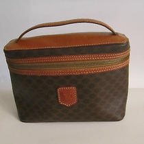 Celine Toiletry/vanity/makeup Case/travel Bag Photo