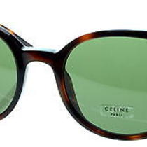 Celine Women's Sunglasses Cl 41067/s 51mm Havana 005l Photo