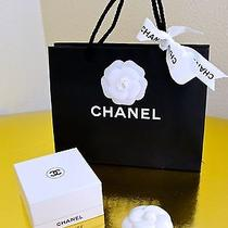 Ceramic Chanel Camellia Flower Freshener  New 100% Authentic   Photo