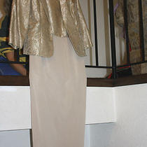 Champagne/tan Dress Mother of the Bride or Evening Dress Photo