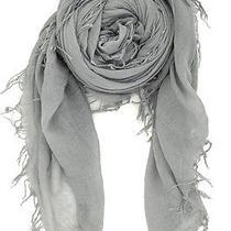 Chan Luu New Griffin Beautiful Cashmere & Silk Soft Scarf Shawl Wrap    Photo