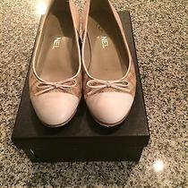Chanel 36.5 Ballet Flats Photo